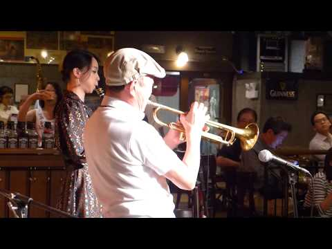 I Shall Not Be Moved - New Orleans Jazz Hounds