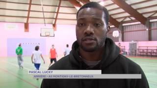 Basket : Pascal Lucky, le retour d'un enfant du club