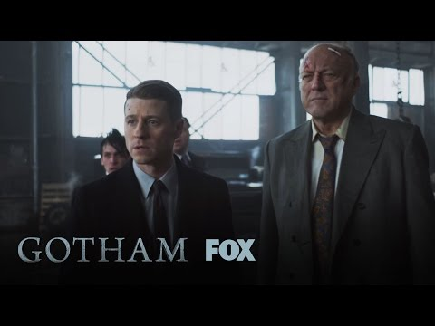 Fish Returns To Gotham | Season 1 Ep. 22 | GOTHAM