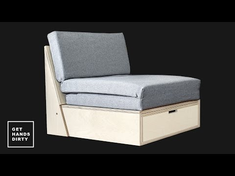 How to Make a Sofa Bed