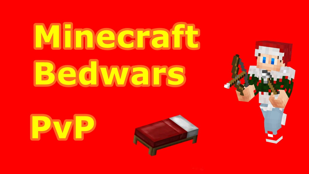 lets play minecraft pvp bedwars 21 youtube. Black Bedroom Furniture Sets. Home Design Ideas