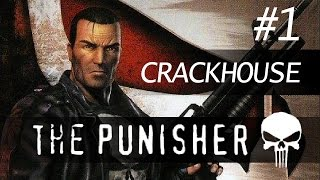 The Punisher - Crackhouse walkthrough part 1 (PS2) SLUS-20864, SLES-53195