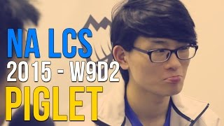NA LCS 2015: Piglet