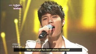 Repeat youtube video [Music Bank w/ Eng Lyrics] INFINITE - 60 Seconds (2013.04.20)