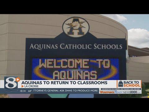 Aquinas Catholic Schools announce 2020-21 reopening plan