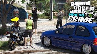 GTA V : VIDA DO CRIME - MINHA LIBERDADE NÃO TEM VALOR #01