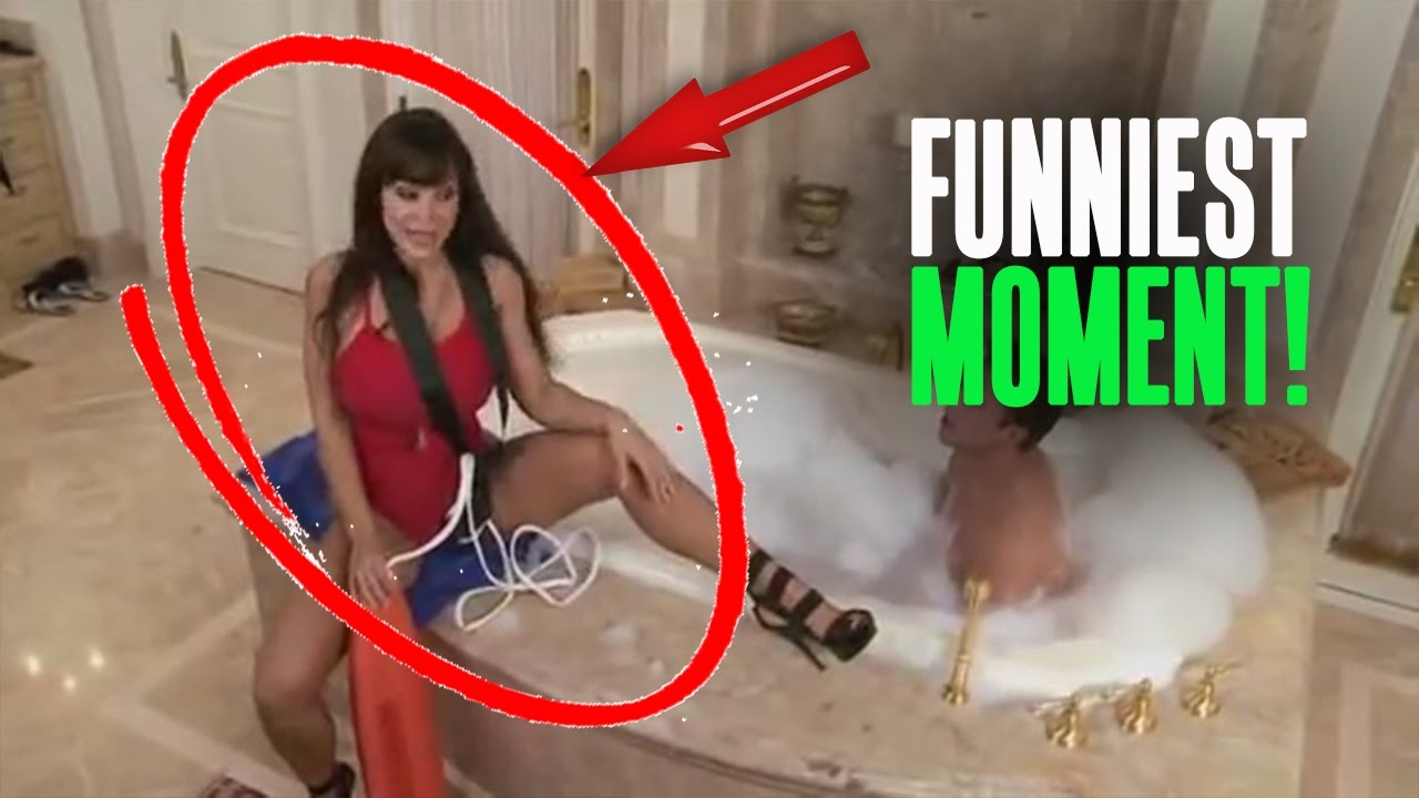 Funniest moments in porn