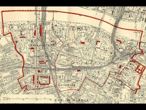 The Survey of London - Professor Andrew Saint