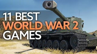 The 11 best World War 2 games on PC