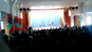Танец физрука