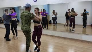 Amigos Con Derechos - Mr Don & Johandy Ft Dj Khalid (Version Bachata) - Fidel Lessons 06.09.2019