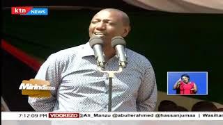 Vita vya William Ruto na Raila Odinga |Mirindimo