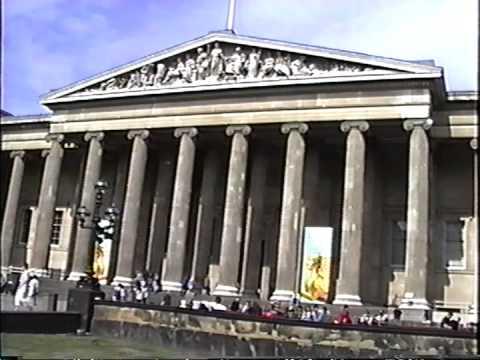 1994 - London Tower, British Museum, Big Ben, NY