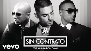 Maluma - Sin Contrato (Remix) (Official Audio) ft. Don Omar, Wisin