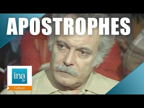 Apostrophes : Georges Brassens face aux critiques | Archive INA