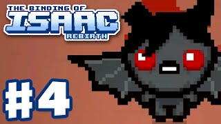 The Binding of Isaac: Rebirth - Gameplay Walkthrough Part 4 - Azazel (PC)