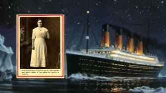Titanic onnettomuus 14.4.1912 - Kuuntele pelastuneen Anna Turjan haastattelu!