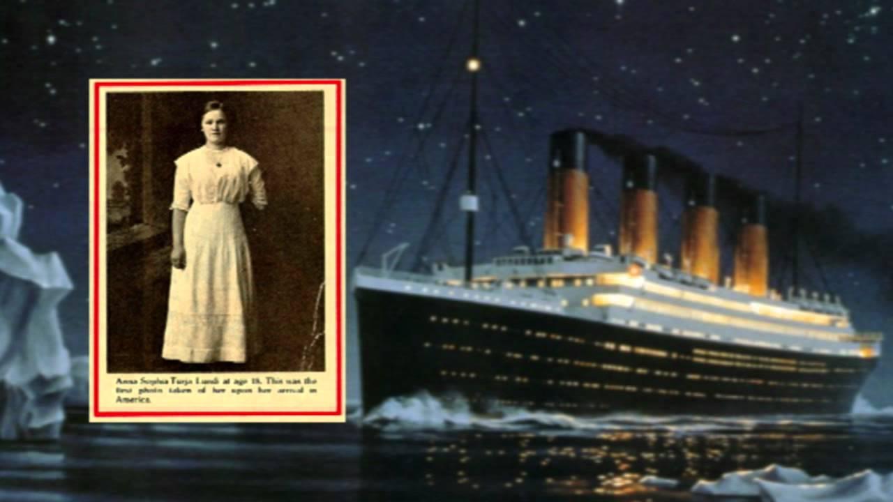 Titanic Uppoaminen