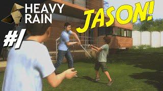 HEAVY RAIN [PS4] Ep. 1 - JASON!