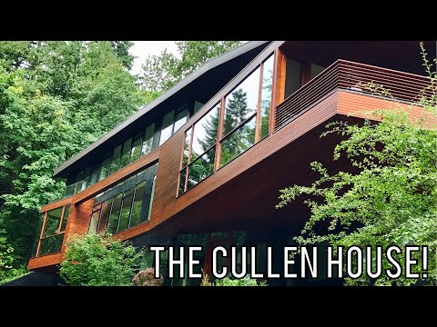 3:13 & The REAL Route to THE Cullen HOUSE IN FORKS WA. - YouTube