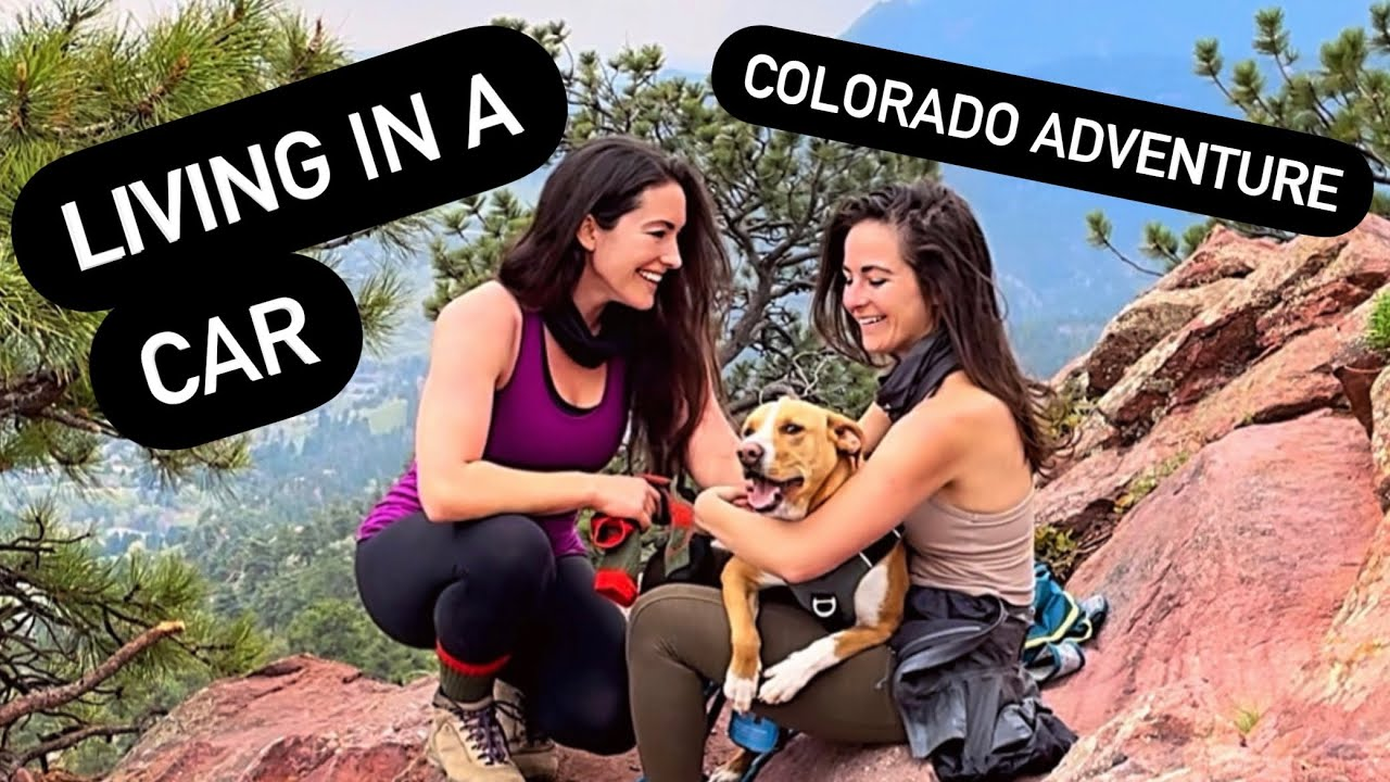 Living in a Toyota Prius: Two girls & an epic Colorado adventure!