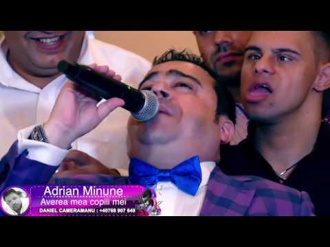 Adrian Minune - Averea mea, copiii mei New Live 2016