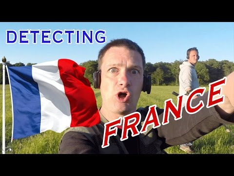 Metal Detecting France: Normandy