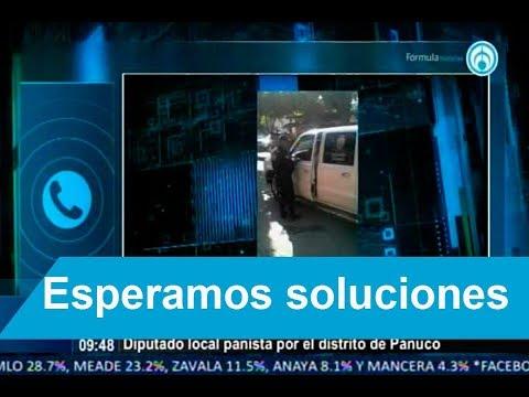 Esclarecimiento inmediato del asesinato: Rodrigo García, Diputado con  Ciro Gómez Leyva