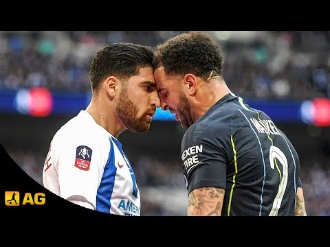 Manchester City - fights and brutal struggle season 2018/2019