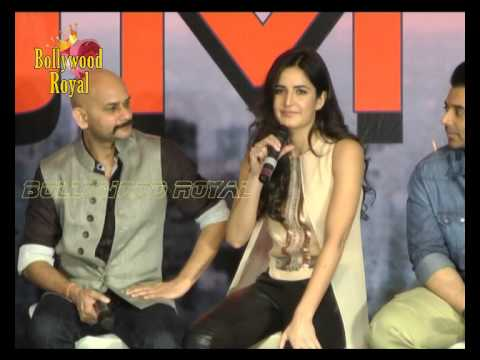 Aamir Khan, Katrina Kaif, Abhishek Bachchan & others at Media Conference of ''Dhoom 3'' Part-5