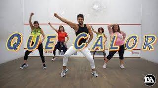Download Que Calor - Major Lazer ft. J Balvin & El Alfa by Lessier Herrera Zumba Mp3 and Videos