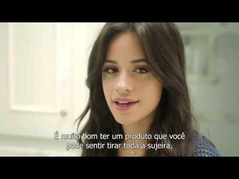 CLEAN & CLEAR® Fifth Harmony's Camila Cabello Feel The Real (legendado PT-BR)