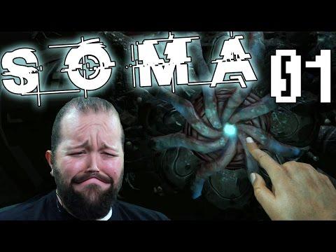 BEWARE THE BLUE STARFISH!   SOMA - Part 1