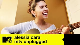 """Alessia Cara (LIVE) - """"Rooting For You"""" + """"October"""" + """"A Little More""""   MTV Unplugged At Home"""