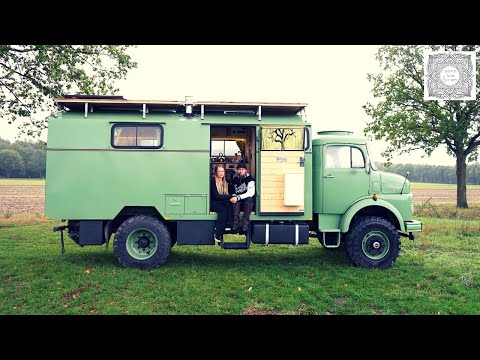 old-truck-becomes-a-tiny-house---2-years-of-self-development