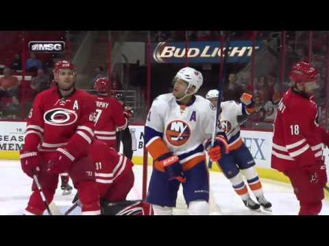 NHL 15/16, RS: New York Islanders - Carolina Hurricanes