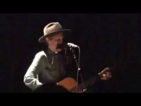 Beck unplugged - Pay No Mind (2013 NYC, 1988 folk singer story)