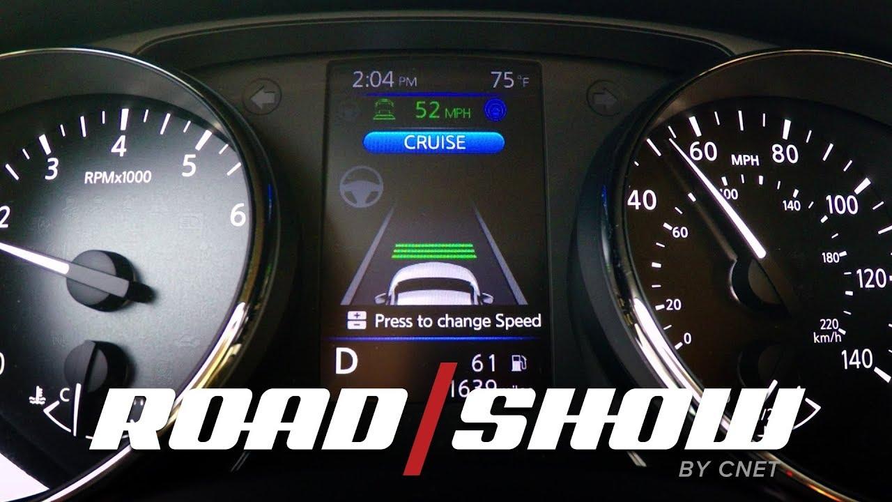 Check out the Nissan ProPilot Assist tech on the 2018 Rogue - Deep Dive - Dauer: 2 Minuten, 57 Sekunden