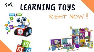 Learning Toys For Children. Fully Updated Top 30 Childrens Toy List