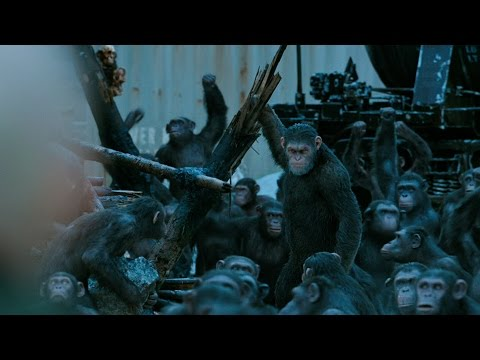 Download WAR FOR THE PLANET OF THE APES | Official Trailer #3 HD | English / Deutsch / Français Edf