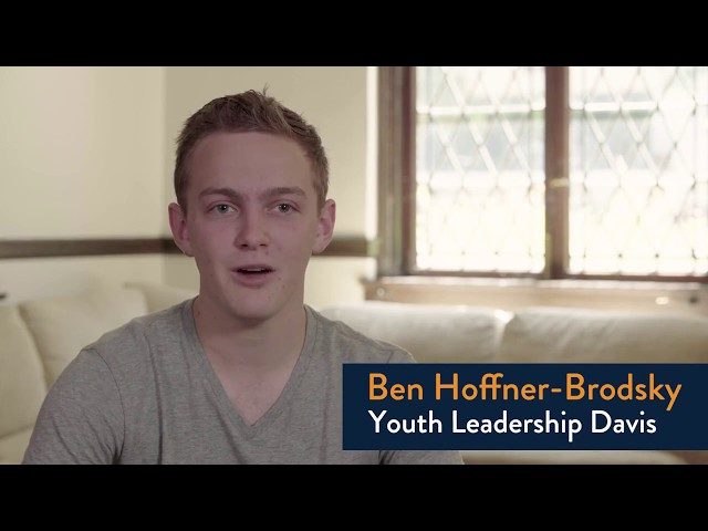 Ben Hoffner-Brodsky Empowers Teens to Be Advocates for the Homeless