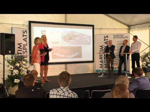 Almedalen 2015-06-30 - Varvsdöd? Inte alls - industriutveckling och arbetstillfällen