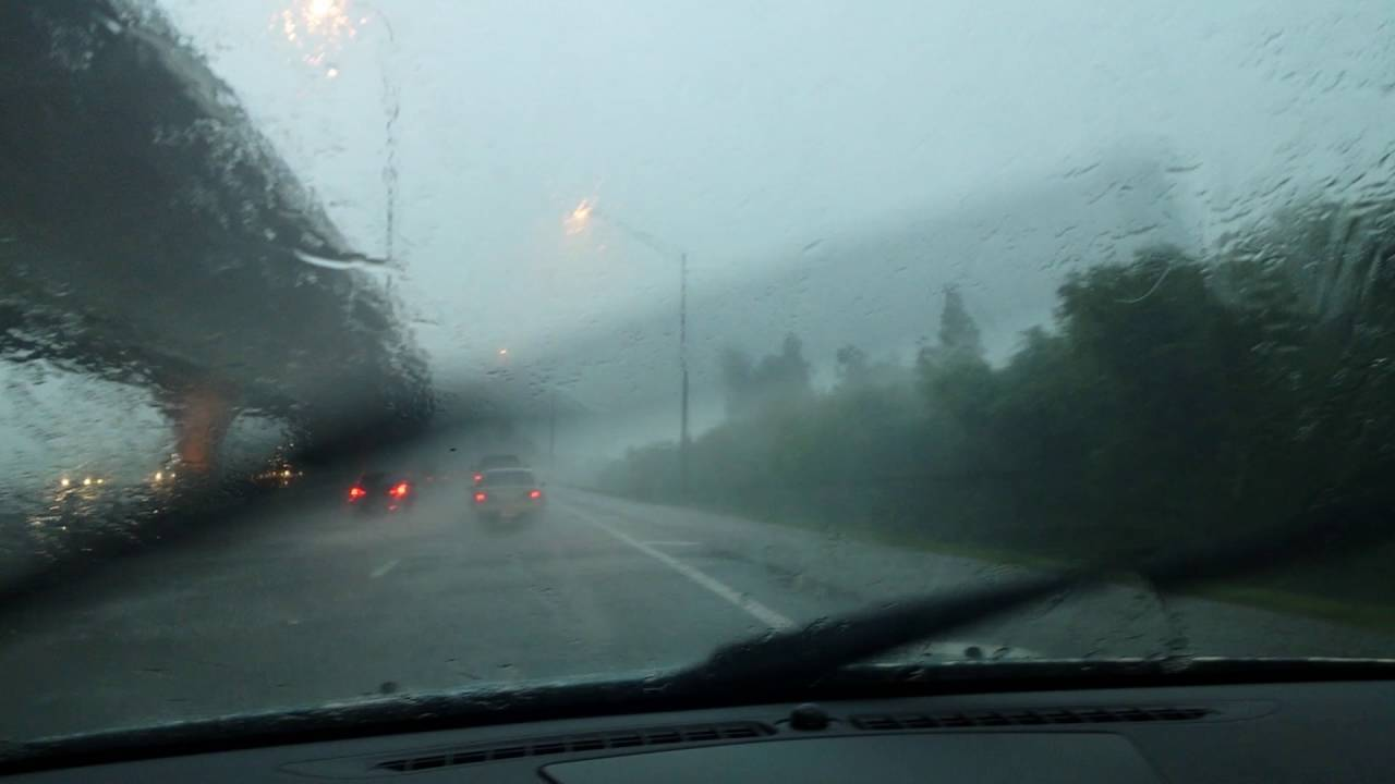 Wicked Tampa Thunderstorm June 26th 2016