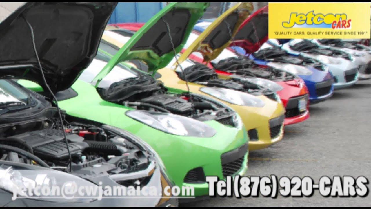 Used Car Sales In Kingston Jamaica