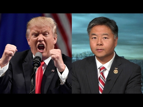 Rep. Ted Lieu to Introduce Bill Requiring a Psychiatrist in White House