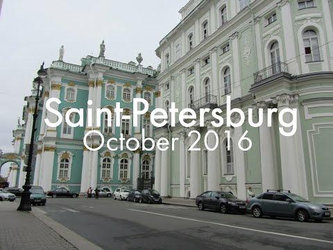 Saint-Petersburg, Russia VLOG
