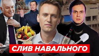 РАЗОБЛАЧЕНИЕ НАВАЛЬНОГО ОТ РОССИЯ 1 СЛИВ ПРОТЕСТА ПОЧЕМУ ЭТО ПРОИЗОШЛО