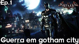 Batman Arkham Knight - Parte 1: Guerra em gotham city (Liga da Justiça 3000)