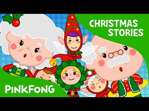 The Elves and the Shoemaker | Christmas Story | Pinkfong Stories for Children