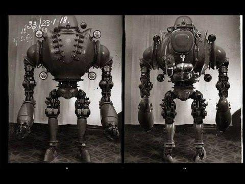 Radzieckie bioroboty – wielki sekret ukrywany przez lata